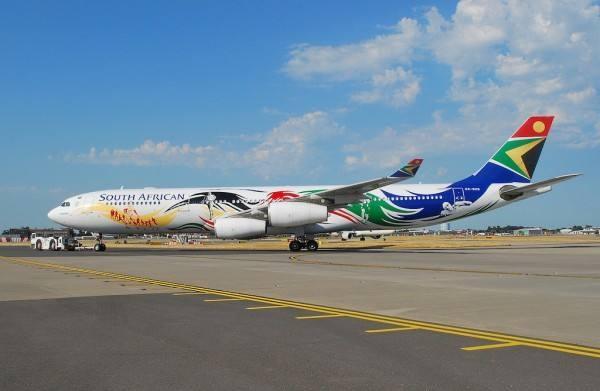 南非航空大砍国内外航线永久停飞香港