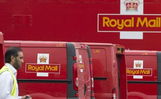 英国皇家邮政发布亏损预警 其股价跌至历史新低