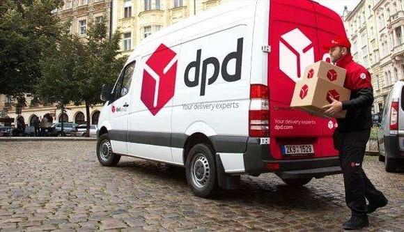 DPD在拉脱维亚探索无人机投递包裹