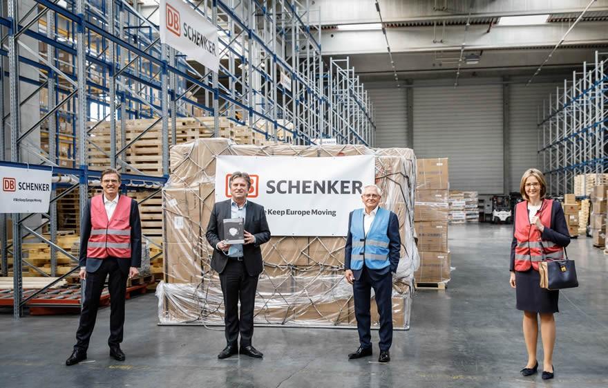 Aramex与Schenker签署协议以协同推动中东及非洲供应链发展