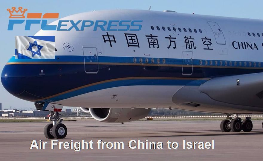 Air Freight from China to Israel