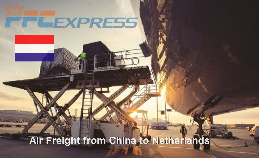 Air Freight from China to Netherlands
