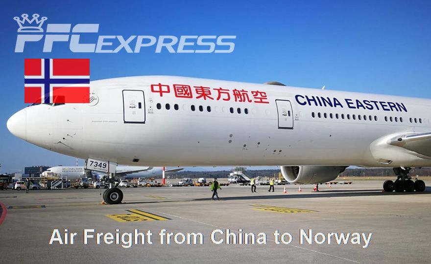 Air Freight from China to Norway