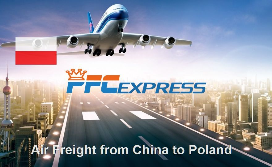 Air Freight from China to Poland