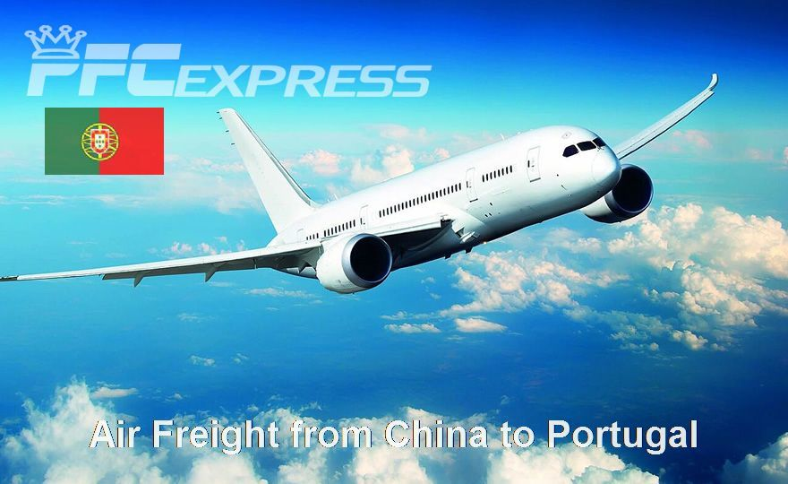 Air Freight from China to Portugal