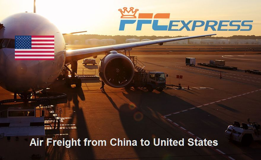 Air Freight from China to United States