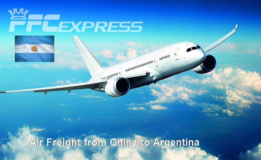 Air Freight from China to Argentina