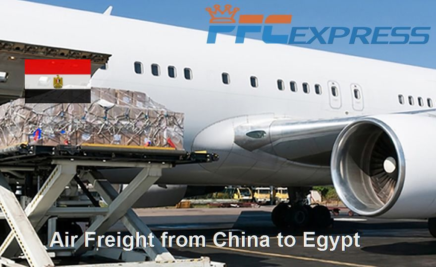 Air Freight from China to Egypt